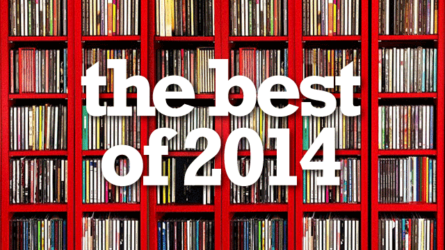 FUV Listener Poll: The best albums, songs and artist discoveries of 2014.