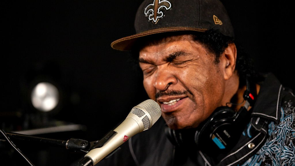 Bobby Rush (photo by Thomas Koenig and Michael L'Abbate/WFUV)
