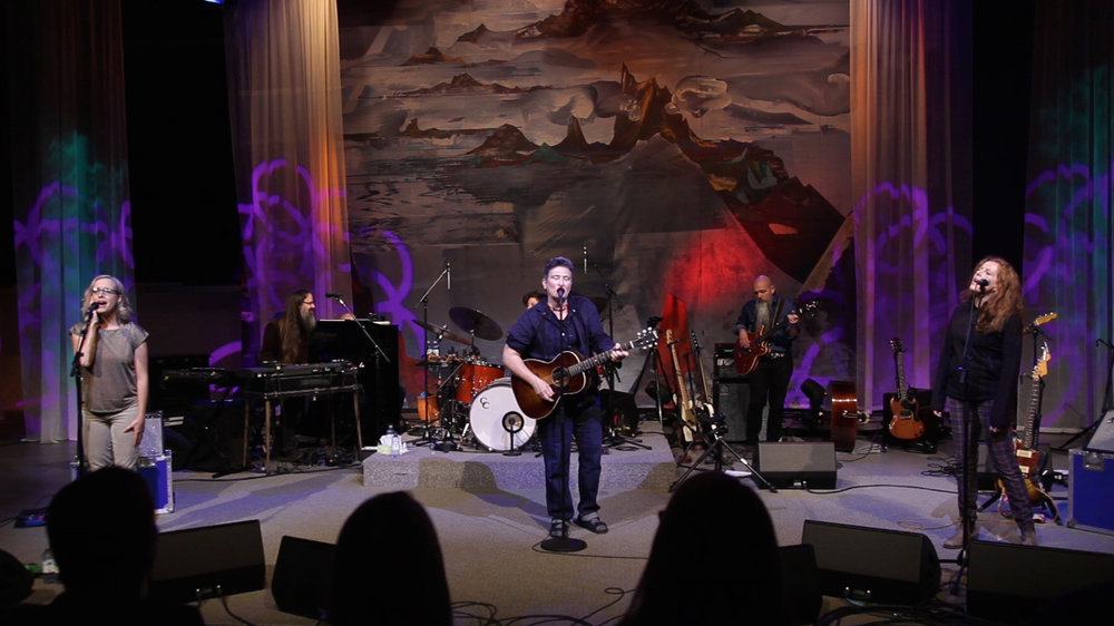 Watch case/lang/veirs perform live at OPB on VuHaus.
