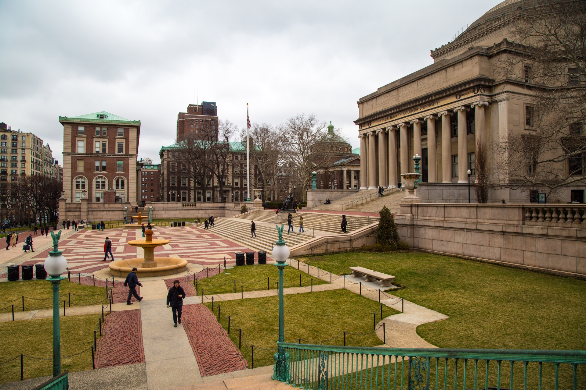 columbia university plans to open new campus next spring wfuv
