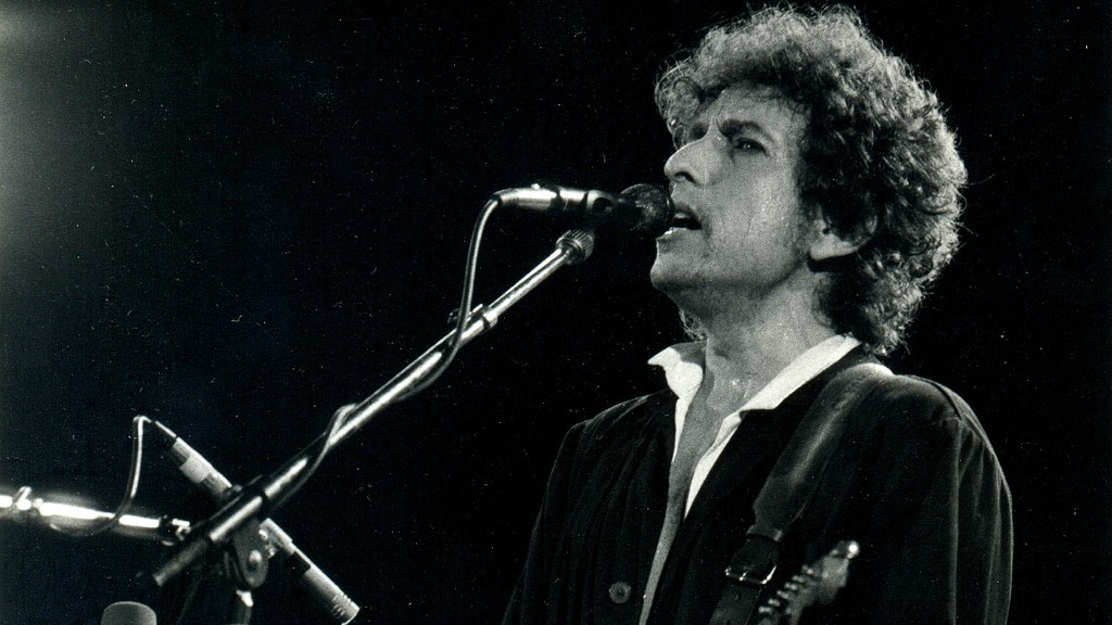 Bob Dylan (photo by Xavier Badosa, courtesy of Creative Commons)
