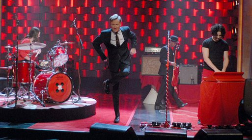 Conan O'Brien and The White Stripes