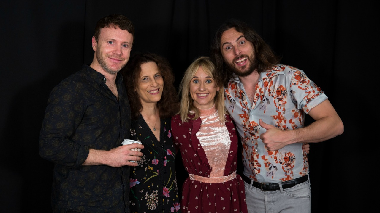 The Joy Formidable with Kara Manning at WFUV