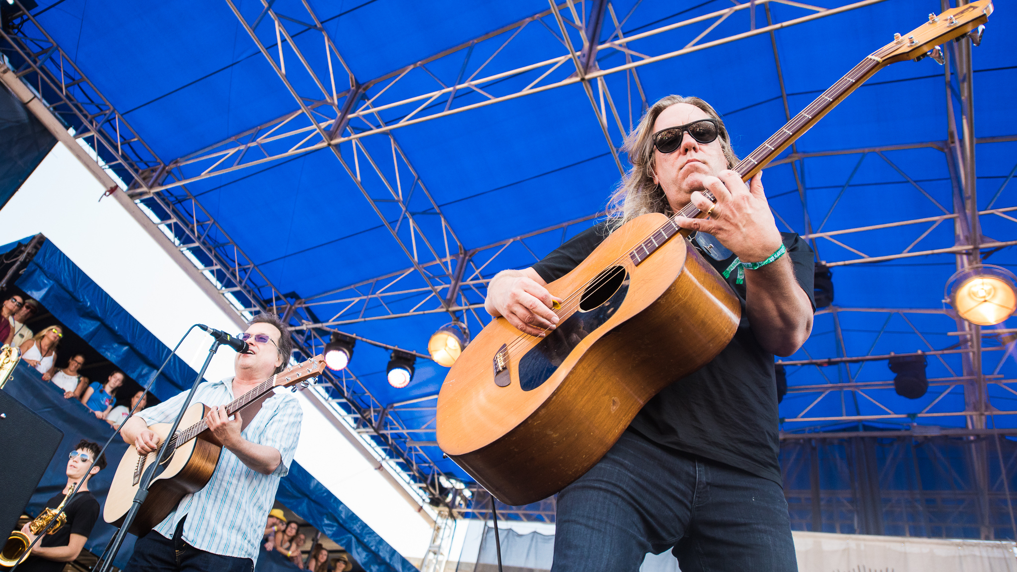 Violent Femmes at Newport Folk Festival