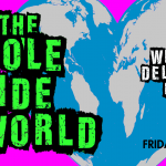The Whold Wide World with Delphine Blue