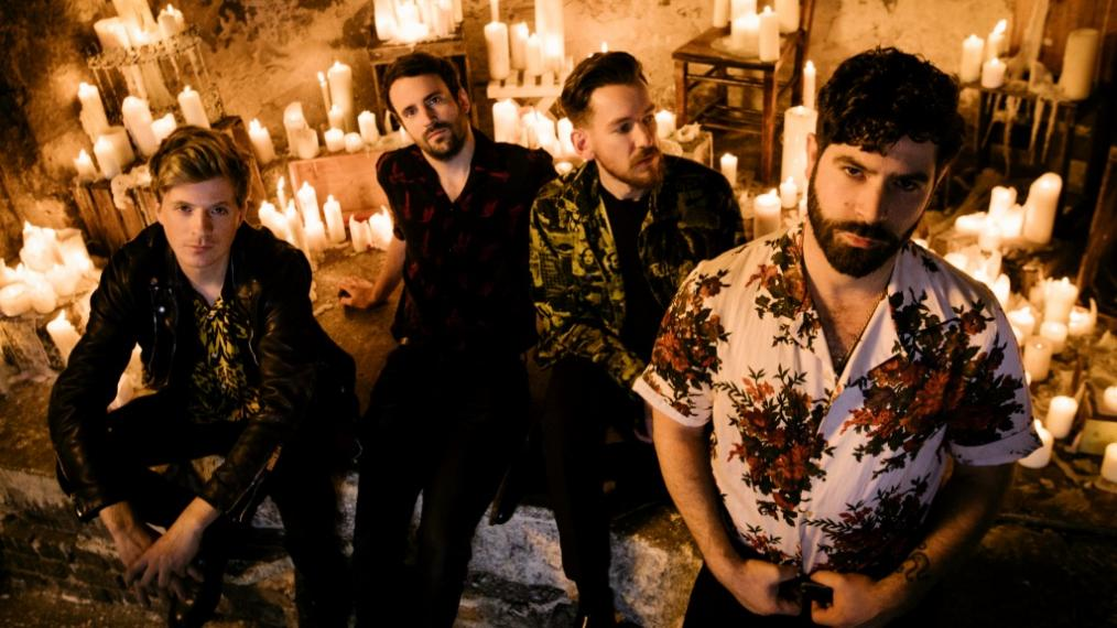Foals (photo by Alex Knowles, PR)