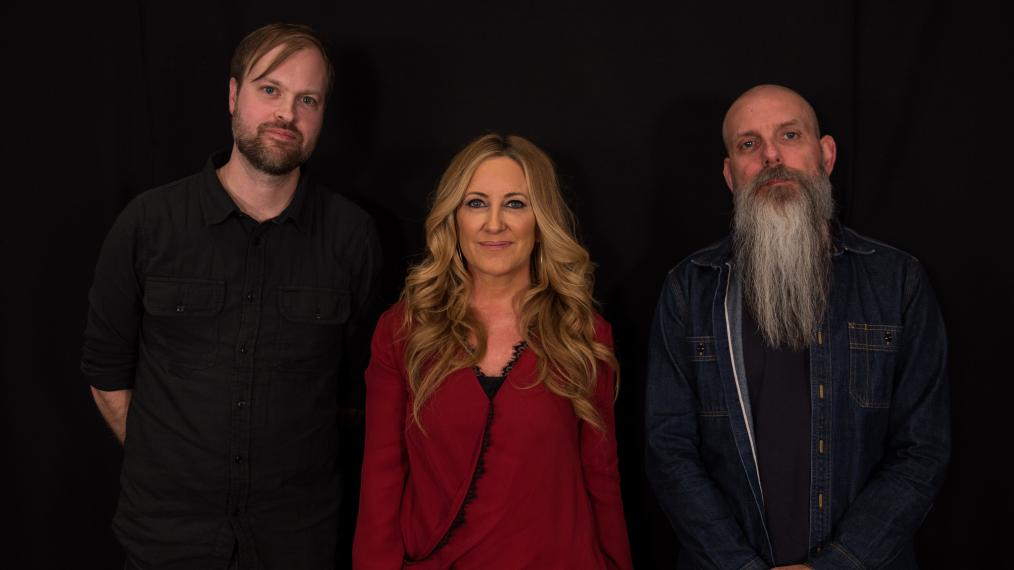 Lee Ann Womack and band at WFUV
