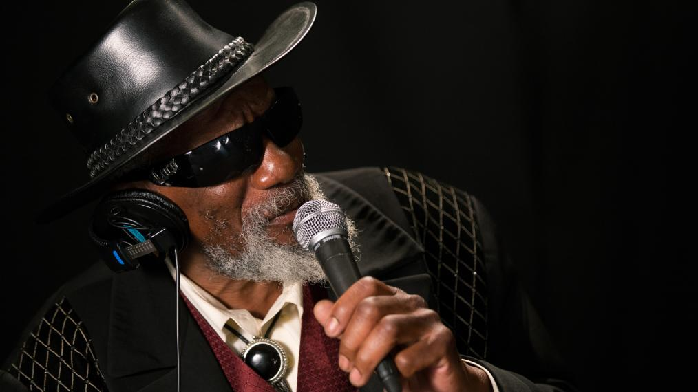 Robert Finley at WFUV