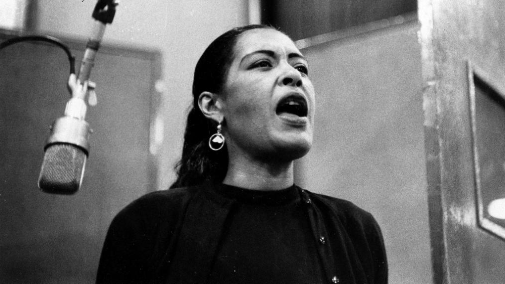 Billie Holiday (courtesy of the AP)