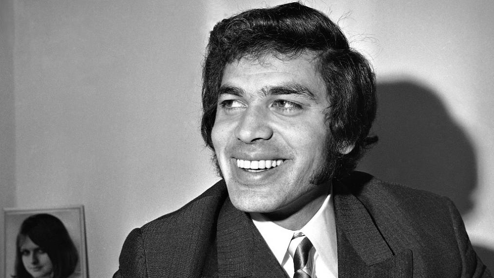 Englebert Humperdinck in December 1968