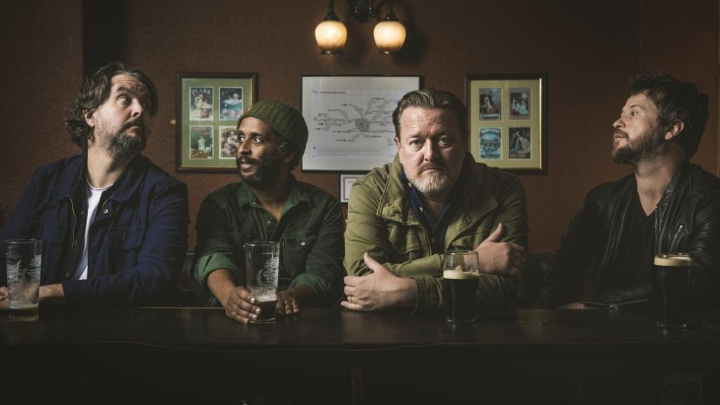 Elbow (photo courtesy of Polydor, PR)
