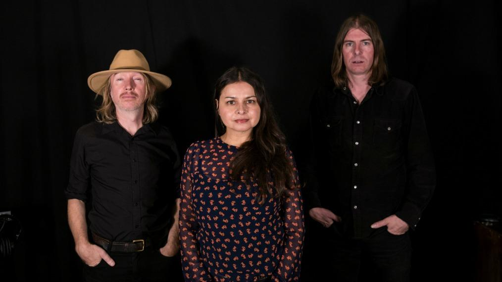Hope Sandoval & the Warm Inventions at WFUV