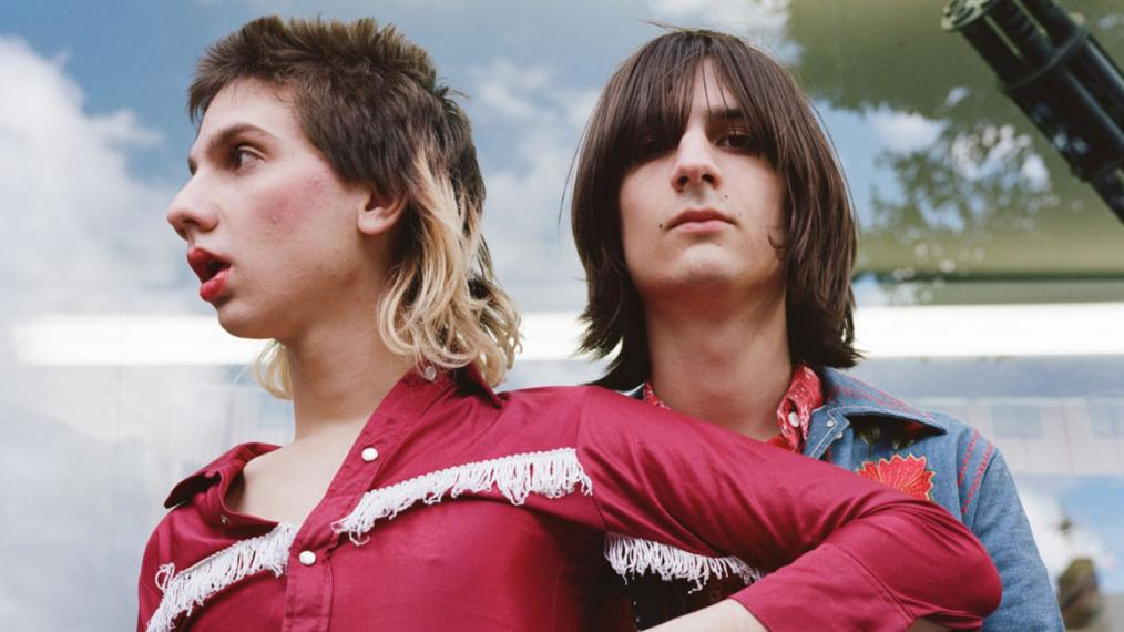 The Lemon Twigs photo by Autumn DeWilde