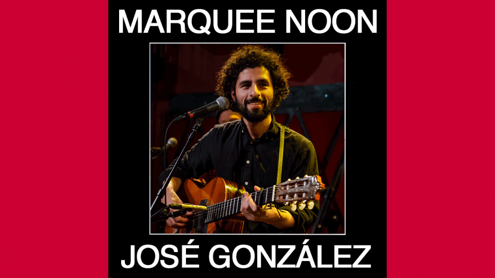 José González at Rockwood Music Hall (photo by Manish Gosalia)