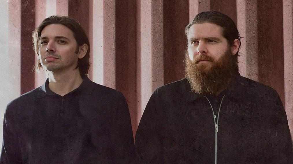 Robert McDowell and Andy Hull of Manchester Orchestra (photo by Shervin Lainez/PR)