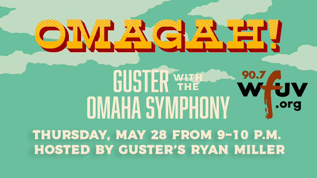 "Guster's Ryan Miller takes us on a tour of ""OMAGAH! Guster with The Omaha Symphony'"