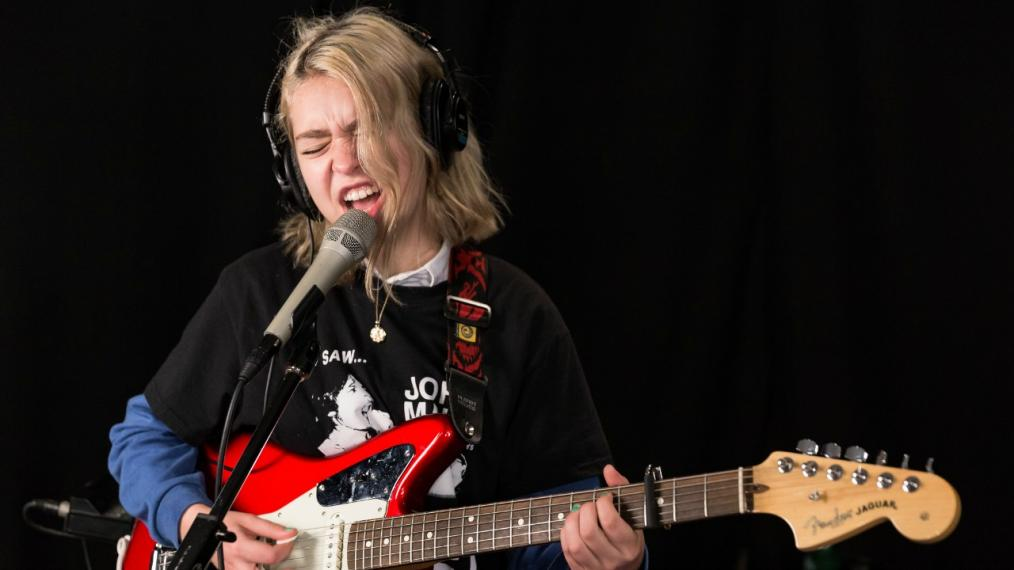 Snail Mail at WFUV