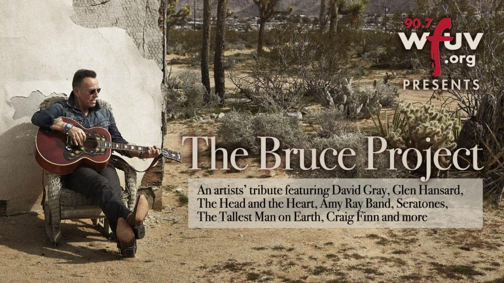 """The Bruce Project."" [Bruce Springsteen photo by Betsy Whitney]"