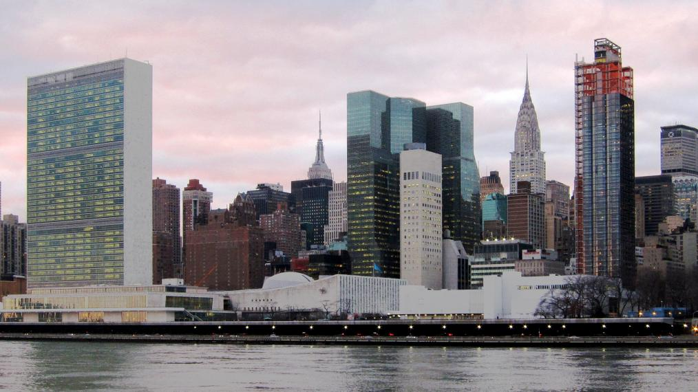United Nations Skyline