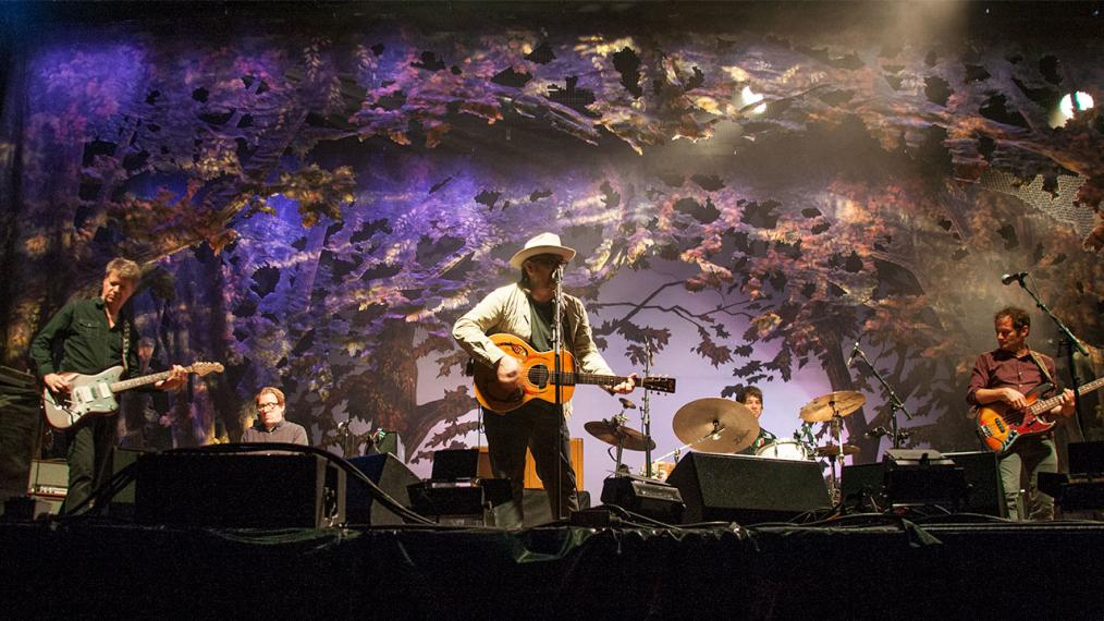 Wilco live at Solid Sound 2017 (Photo by Laura Fedele/WFUV)