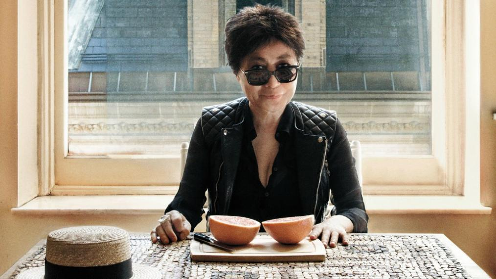Yoko Ono (photo by Matthew Placek, PR)