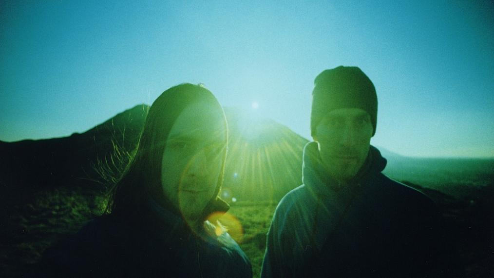 Boards of Canada's Michael Sandison and Marcus Eoin (photo courtesy of Warp Records, PR)