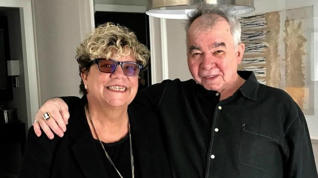 Rita Houston with John Prine