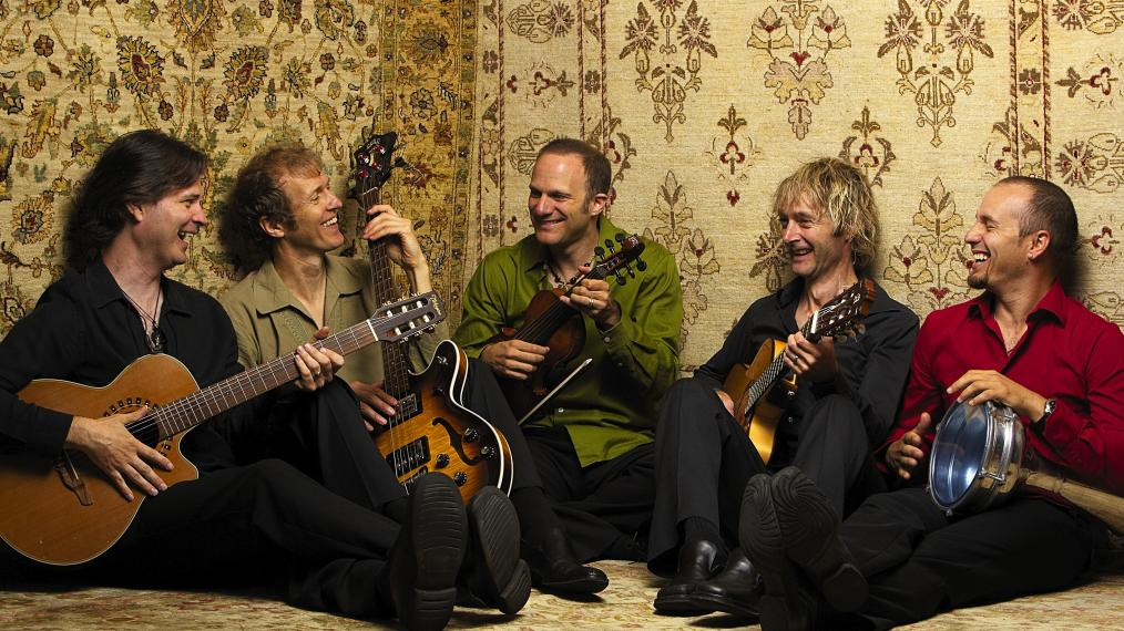 Sultans of String (Photo from artist's website)