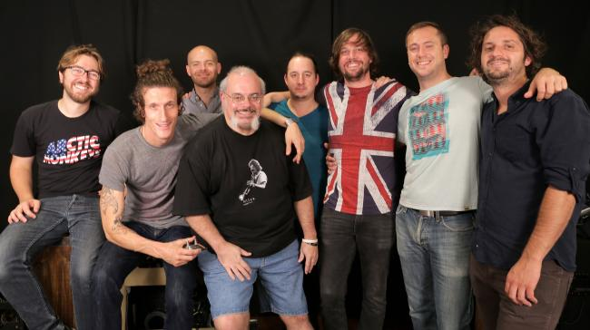 The Revivalists with Darren Devivo at WFUV
