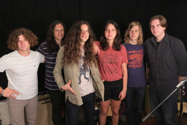 Kurt Vile &The Violators and Russ Borris at WFUV