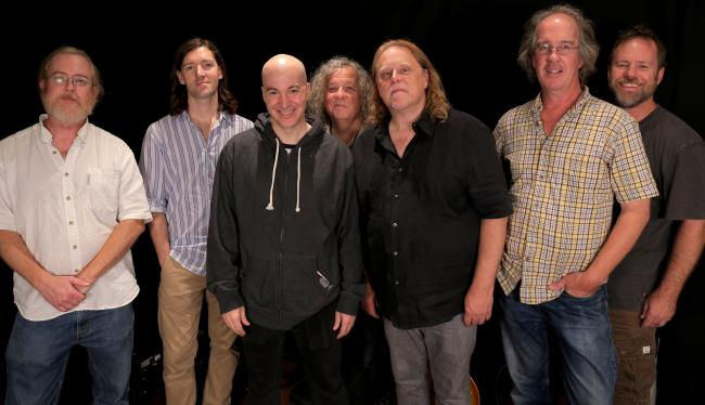 Warren Haynes, Railroad Earth and Eric Holland at WFUV