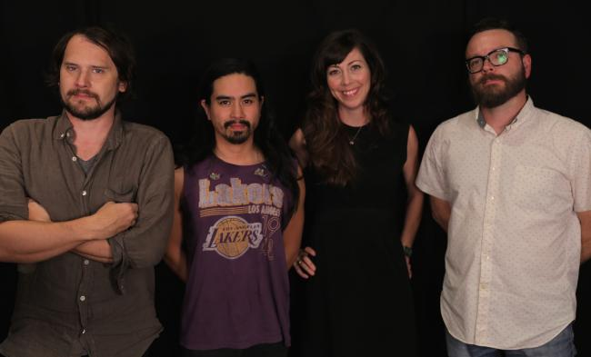 Silversun Pickups at WFUV