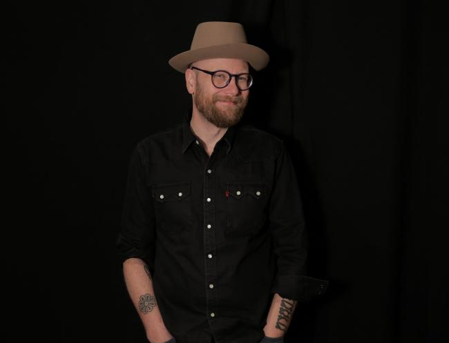 Mike Doughty at WFUV