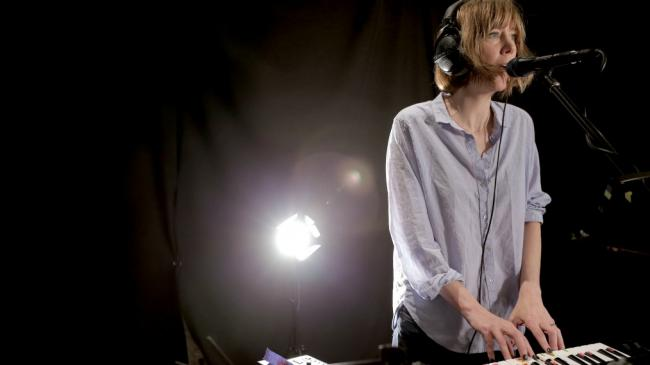 Hear Beth Orton in Studio A, tonight at 8 p.m.