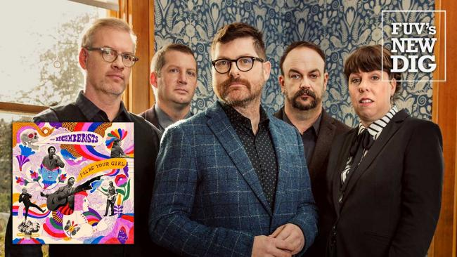 The Decemberists (photo by Holly Andres, PR)