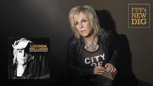 Lucinda Williams (photo by Danny Clinch, PR)