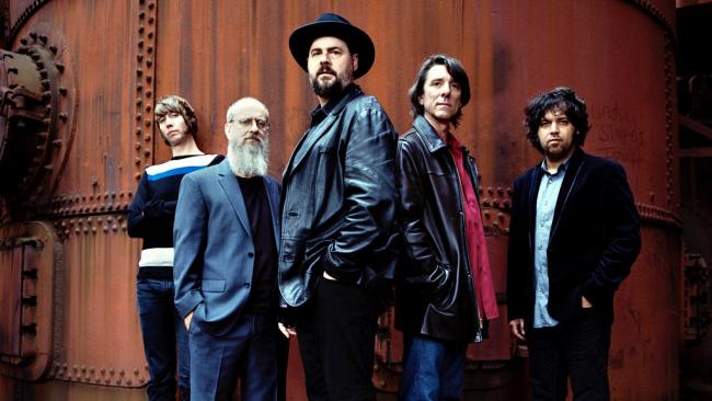 Drive-By Truckers (photo by Danny Clinch, PR)