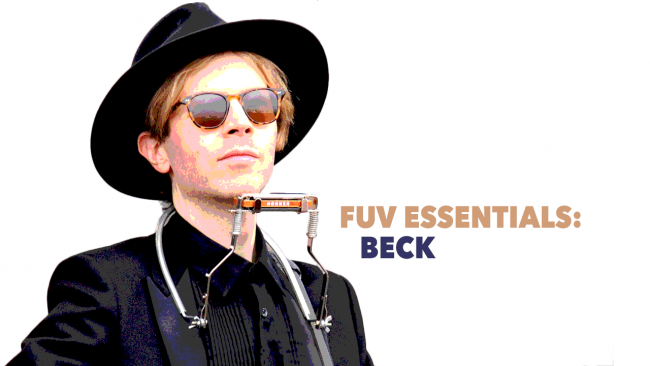 Beck (Original photo by Neil Swanson. Illustration by Laura Fedele)