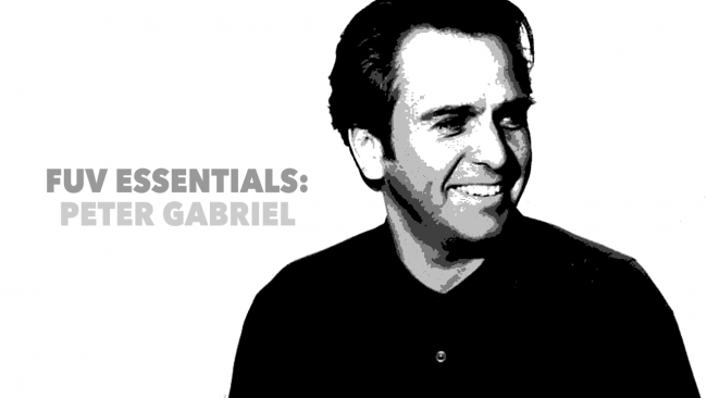 Peter Gabriel (photo courtesy of the artist)