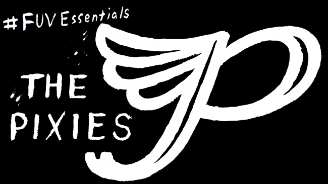 Pixies (illustration by Andy Friedman)