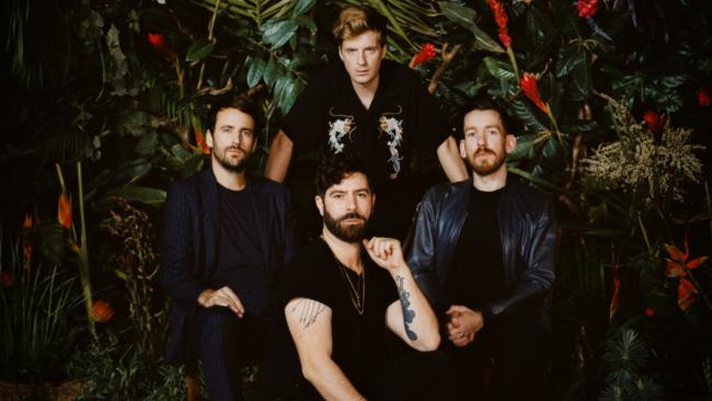 Foals (photo by Alex Knowles/PR)