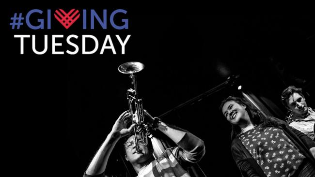 Giving Tuesday: Giving Songs