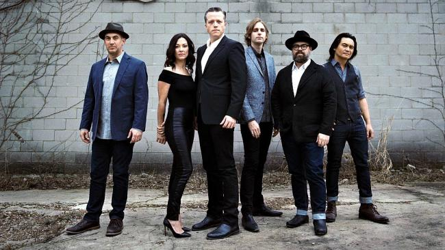 Jason Isbell and the 400 Unit (courtesy of the artist's website, PR)