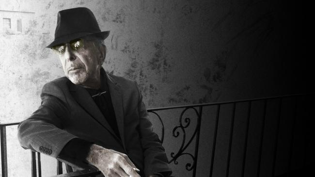 Leonard Cohen in 2016 (photo by Adam Cohen, PR)