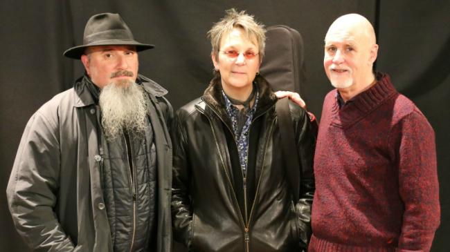 Mary Gauthier at WFUV