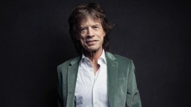 Mick Jagger in 2016 (photo by Victoria Will/Invision/AP)