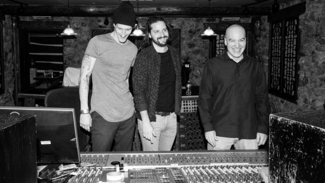 The Revivalists with WFUV's Eric Holland at Log Cabin Studio