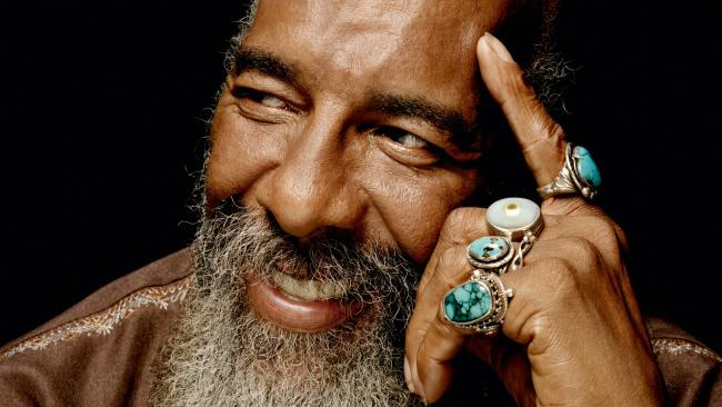 Richie Havens (photo by Jean-Marc Lubrano, courtesy of the artist)