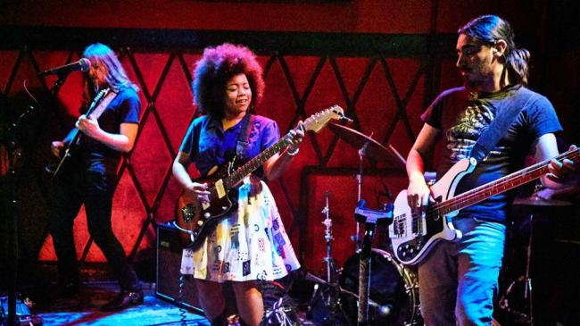 The Feastival continues with more FUV Live shows on Friday, including a performance by Seratones. (photo by Gus Philippas/WFUV)