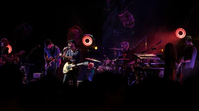 This year's Thanksgiving Feastival includes The Shins (photo by Kristen Riffert/WFUV)